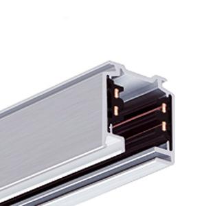 HEU10SCHWARZ, Stromschiene L=1000mm schwarz