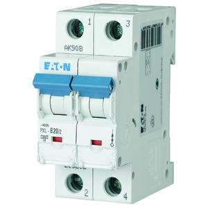 PXL-D20/2, Leitungsschutzschalter, 20A, 2p, D-Char