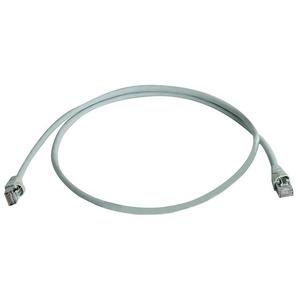 L00006A0035, Patchkabel Cat.6A(IEC) MP8 FS 500 LSZH-50,0 m, grau
