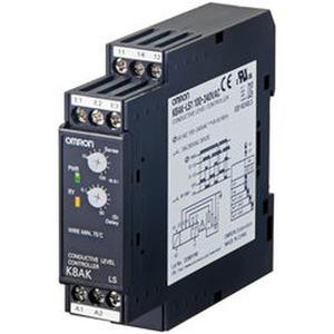 K8AK-LS1 100-240VAC, Niveauregler,Trocken- / oder Überlaufschutz