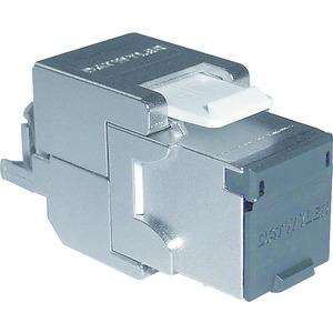 Modul KS-T 1/8 toolless geschirmt Cat.6/EA