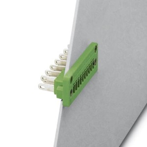 DFK-MC 1,5/ 4-GF-3,81, Leiterplattengrundleiste-DFK-MC 1,5/ 4-GF-3,81
