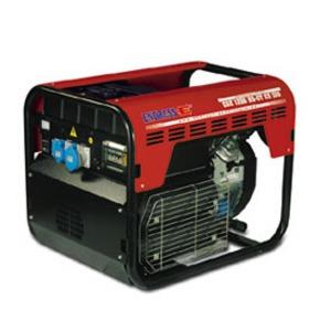 ESE 1206 DHS-GT ES, Benzin Stromerzeuger - 11,8 kVA / 400/230 V Synchron IP 23, E-Start