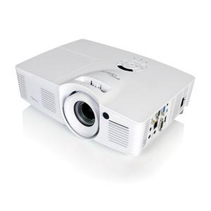 Daten-Video-Projektor, DLP-Technologie, Auflösung: WUXGA (1920 x 1200), Kontrast: 20000:1, Format: 16:10, Lichtleistung: 4200 ANSI-Lumen, Ratio: 1,4-2