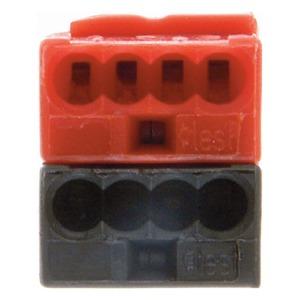 Anschlussklemme KNX rot/schwarz