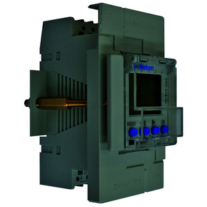 Fronttafel-Einbauset, Fronttafeleinbausatz für PHARAO (6-12) od. Reiheneinbaugeräte 1-6 TLE