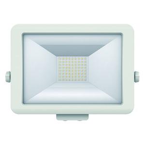 theLeda B50L WH, LED-Strahler für Wandmontage, 50 Watt, weiß