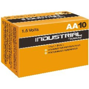 Duracell Industrial Mignon ID 1500, Duracell Industrial Mignon MN1500 1,5V 50x14,5mm AA VP: 10/100 St.