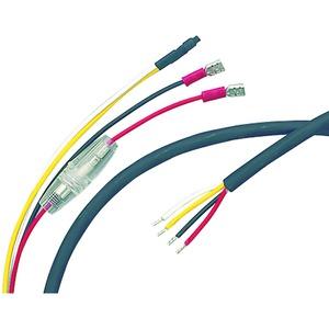 KSB 4, Kabelsatz, Basis, Kabel: Leitung: 4-adrig, Querschnitt: 0,75 mm², Länge: 2 m