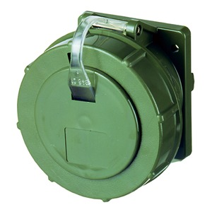Anbaudose TM, 32A5p2h>50-500V, IP67