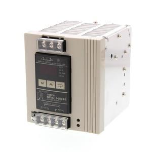 S8VS-24024B, Schaltnetzteil, 240 W, 100 bis 240 VAC Eingang, 24 VDC 10 A Ausgang, DIN-Schienenmontage, mit Digitalanzeige, NPN