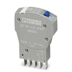 CB TM1 8A SFB P, Thermomagnetischer Geräteschutzschalter - CB TM1 8A SFB P