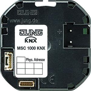MSC 1000 KNX, Schnittstellenmodul KNX