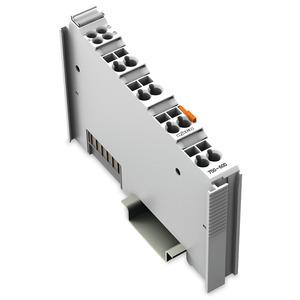750-600, Endmodul lichtgrau