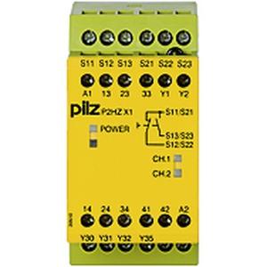 P2HZ X1 230VAC 3n/o 1n/c