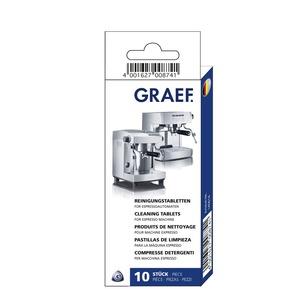 Reinigungstabletten GRAEF 10 Stück, 10er Reinigungstabletten GRAEF
