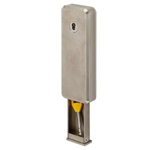 proLock Arx, proLock Schlüsseltresor, für Wandanbau, vandalensicher, ohne Spannungsversorgung, über Systemschlüssel proKey Arx, im Lieferumfang, USB-Programmiersch