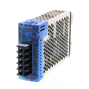 S8VM-05024CD, Metallgehäuse PSU, 100/240 VAC Versorgungsspannung, DIN-Schienenmontage, 50 W 24 VDC, 2,2 A Ausgang