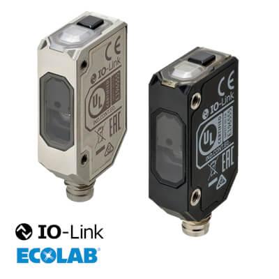 Lichtschranken-Sensoren der Baureihe E3AS