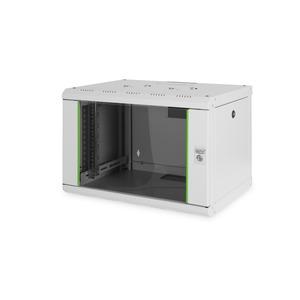 7HE Wandgehäuse 420x600x450 mm, Farbe Grau (RAL 7035)