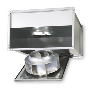 KRD EC 560/100/50 B, KRD EC 560/100/50 B, Kanalventilator EC schwenkout 3-PH  400V  50Hz regelbar