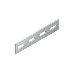 VB 50, Längsverbinder für Profil U 50 und U 5050, Stahl, feuerverzinkt DIN EN ISO 1461, inkl. Zubehör