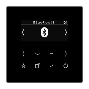 DAB LS BT SW, Smart Radio DAB+ Bluetooth, Digitalradio, Display, Sensortasten, UKW, DAB+, Bluetooth