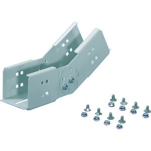 KT GV 10, Kabelträger-Gelenkverbindung mit Bodenabschlussblech 100 mm breit