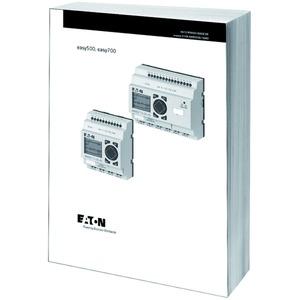 AWB2528-1508D, Handbuch für die Steuerrelais easy500/700, MN05013003Z deutsch Download