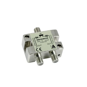 EBC 10 Verteiler 2fach 2,4 GHz, 2-fach-Verteiler