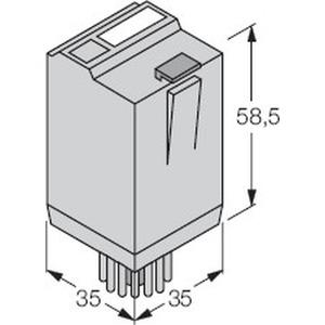 C3-A30DX/24VDC, C3-A30DX/24VDC Releco-Relais MR-C Serie
