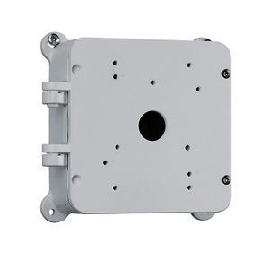 AK202, Anschlusskasten für NWB62xx Netzwerkkameras, quadratisch, weiß