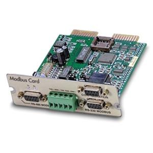X-Slot-ModBus/JBus-Karte, X-Slot-ModBus/JBus-Karte