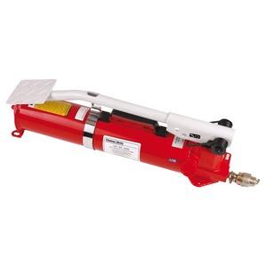 13606, Druckluftbetriebenes Werkzeug Hochdruck-Hydraulik-Pumpe fuer Shield-Kon® Zweiteilige Verbinder - Rundpressbereich