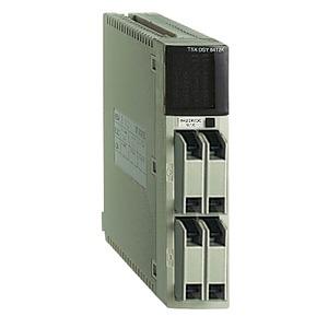 Diskretes Eingangsmodul Modicon Premium, 64 I 24 V DC