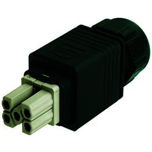 Han PP Power 4/0-F Kunstst.QL 1,5mm