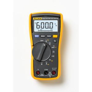 FLUKE-115 EUR, Echteffektiv-Multimeter