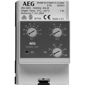 ELFAMATIC V 3000, Zentralsteuergerät f. WSP ELFAMATIC V 3000, 0,3 kW, 230 V