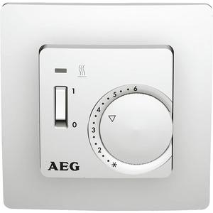 RT 5050 SN, 2-Punkt-Regler RT 5050 SN, 10 A, 230 V, UP, weiß