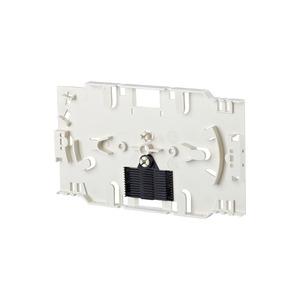 1509010001-E, Spleißkassette für 12 Crimpspleiße inkl. 1 Spleißhalter
