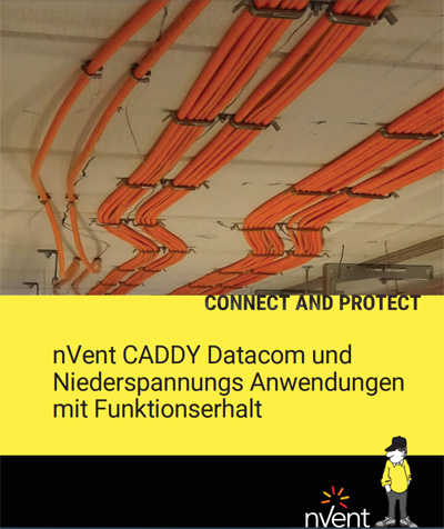 nVent - caddy