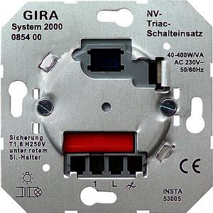 085400, S2000 Triac-Schalteins. System 2000