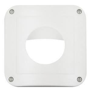 Rahmen IP54 Indoor 180 reinweiß matt, ähnlich 9010, Rahmen IP54 zur Kombination mit den Sensoreinsätzen für die automatischen Wandschalter Indoor 180