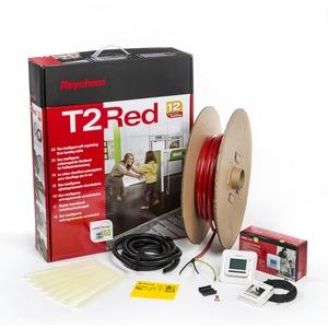 R-RD-B-16M/NRG, Fußbodenheizung System T2Red Komplettpaket  T2Red Pack 16 m Heizband