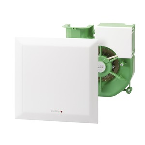 ELS-V 60/35, ELS-V 60/35, Ventilatoreinsatz mit Fassade und 2 Leistungsstufen V = 60/35 cbm/h