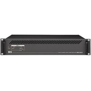DBA-250D, 1-KANAL-Endverstärker (375/250 W, 2 HE), digital, IEC 268-5