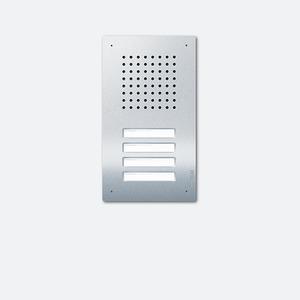 CL A 04 B-02, CL A 04 B-02 Siedle Classic Türstation Audio