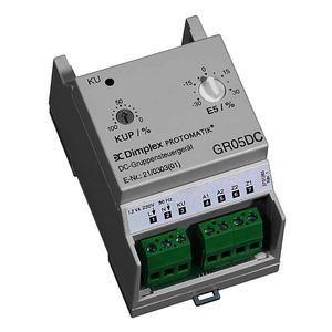 GR 05DC, DC-Gruppensteuergerät Dimplex PROTOMATIK