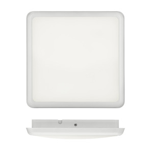 AL12-25-300-LED-3C, Extrem flache LED-Leuchte zur Wand- oder Deckenmontage