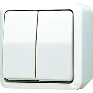 605 A, Wippschalter, 10 AX, 250 V ~, Serie